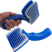 Self Cleaning Pet Hair Brush Clean Care Hand Grooming Comb Dog Puppy Cat Kitten