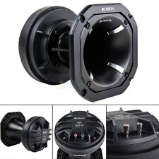 """1 Orion 3"""" Aluminum Horn Driver 8 Ohm XDK04.2AS Compression 1200 Watts Max Power"""