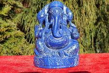 Gravur, Ganesha Lapis Lazuli (057)