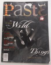 Paste Magazine Jim James & Conor Oberst September 2009 070815R