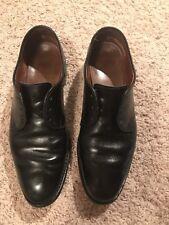 Allen Edmonds Kenilworth 9 D Mens Shoes Black Leather Oxfords Lace Up