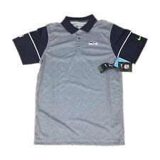 NEW NWT Seattle Seahawks Nike Champ Drive Dri Fit Performance Polo Shirt Medium