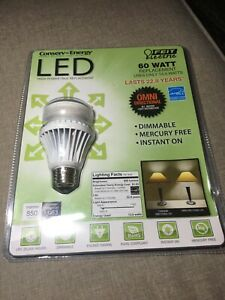 Feit Electric PerformanceLED 13.5 Watt LED Omni - 60W Incandescent Dimmable R...