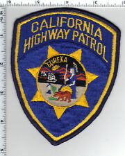 California Highway Patrol - Shoulder Patch from the Mid 1980's