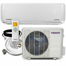 Pioneer® 12,000 BTU 19 SEER 230V Ductless Mini-Split Air Conditioner Heat Pump