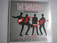 THE SHADOWS Singles Collection UK 2 x LP 2013 new mint sealed 180g vinyl