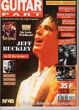 "GUITAR PART #46 ""Jeff Buckley,Police,Deftones,Steppenwolf,Byrds,Donelly"" (REVUE)"