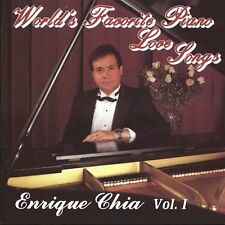 World's Favorite Piano Love Songs, Vol. 1 by Enrique Chia (Piano/Composer)...