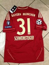 bayern Munich Schweinsteiger Germany XXL jersey original Adidas football shirt