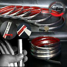 NEW SELF ADHESIVE CAR CHROME STYLING STRIP 2m x 12mm