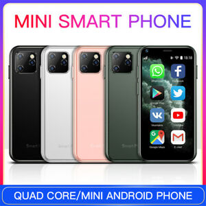 XS11 Super Mini Smartphone Android 1GB+8GB 2.5'' Quad Core  3G Small Celular
