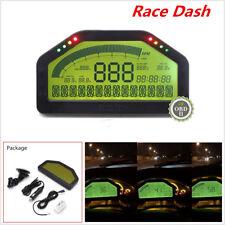 Universal Dash Race Display OBD2 Bluetooth Dashboard LCD Screen Digital Gauge