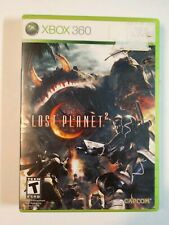 XBOX 360 LOST PLANET 2 2010 Video Game w/ Manual