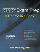 PMP Exam Prep - A Course in a Book Fourth Edition by Rita Mulcahy, PMP