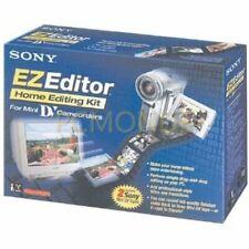 Sony MiniDV Home Video Editing Kit for PC Win 98/Higher (EZEDITORDV)
