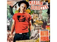 Matter Fixed [Audio CD] Marlon Roudette - GUT