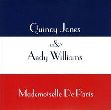 Mademoiselle de Paris [Slipcase] by Andy Williams/Quincy Jones (CD, Aug-2013,...