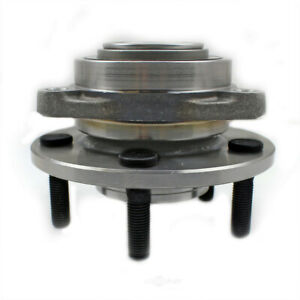 Wheel Bearing and Hub Assembly CRS NT513089