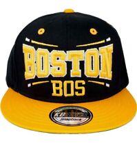KB Ethos New Snapback Caps Mens Ladies Baseball Hip Hop Flat Peaks Era Boston BY