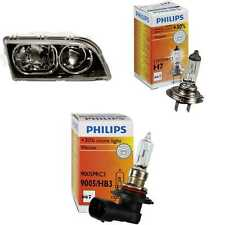 Headlight Right VOLVO S /40 - V/40 12.00-12.03 Black H7/HB3 without Motor