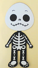 Jack Skellington Nightmare Before Christma Paper Die Cut Scrapbook Embellishment