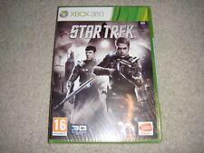 STAR TREK JEU XBOX 360 NEUF SOUS BLISTER PAL UK COMPATIBLE TV 3D