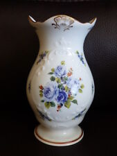 Vase, Porzellan, h 16 cm, Barock, Wallendorf