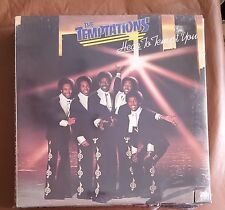 The Temptations - Hear To Tempt You - NEW LP Vinyl Record SEALED