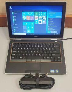 Dell Latitude E6320 Core i3-2310M @ 2.10GHz 4GB RAM 320GB HDD KEYBOARD BACKLIT