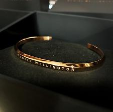 Daniel Wellington Bangle Classic Cuff Bracelet
