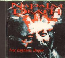 Napalm Death(CD Album)Fear, Emptiness, Despair-VG