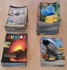 Papa Moll,Popeye,Pit Lilo,Leo,Comics,Junior Hefte Komplett Jahrgang 1981,Nr.1-12