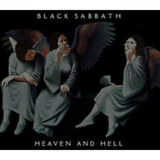 "2CD BLACK SABBATH ""HEAVEN & HELL DELUXE"". Nuevo y precintado"