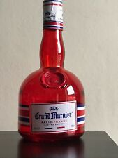 Ultra Rare Vintage Grand Marnier Special Paris Limited Edition Empty Bottle