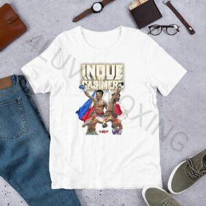Naoya Inoue vs John Riel Casimero 4LUVofBOXING shirt new Boxing tees
