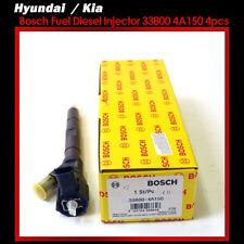 New Bosch WGT OEM Fuel Diesel Injector 33800 4A150 for Hyundai Kia
