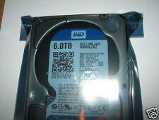 """BRAND NEW 6TB WD Blue WD60EZRZ 64MB Cache SATA 6.0Gb/s 3.5"""" Hard Drive"""