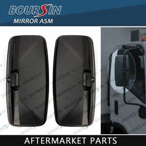 RH+LH, Side Door Mirror Fit Mitsubishi Fuso Canter FE FG 2005-2019