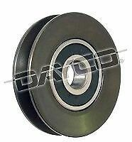 NULINE DRIVE BELT TENSIONER PULLEY A/C for NISSAN PATROL GQ GU TD42 INC TURBO
