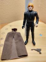 Luke JEDI KNIGHT Loose Vintage NEAR MINT Star Wars Figure ORIGINAL Weapon 1983