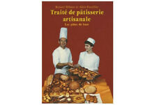 Traité de pâtisserie artisanale, tome 1 Par Escoffier, Bilheux