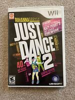 Just Dance 2  (Nintendo Wii, 2010) FREE SHIPPING  #2