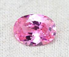 Beautiful PINK SAPPHIRE Unheated 10.29Ct 10X14MM Oval CUT AAAAA LOOSE GEMSTONE