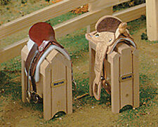 New Breyer Traditional Wooden Saddle Stand (Scale 1.9)