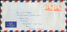 Saudi Arabia 1985 Commercial Airmail Cover To UK #C33163