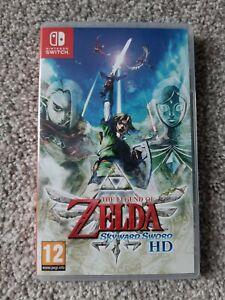 The Legend Of Zelda Skyward Sword HD (Nintendo Switch) - Mint condition