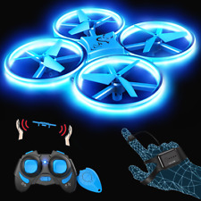 SNAPTAIN LED Mini Drohne Spielzeug Quadcopter RC Drohne One-Button-Bedienung DHL