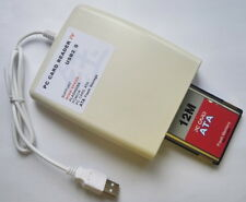 UPDATED ATA PCMCIA Memory Card Flash Disk Card Reader 68PIN CardBus To USB
