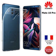 COQUE ETUI HUAWEI MATE 10 PRO GEL SILICONE TRANSPARENTE HOUSE MATE 10 PRO