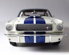 1966 Shelby GT 350 PROTOTYPE Vinyl Roof 1/18 ACME 1 Of 564